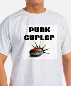 Punk Curler T-Shirt