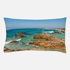 Pacific Coast, Carmel, California Pillow Case