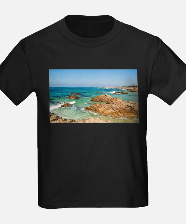 Pacific Coast, Carmel, California T-Shirt