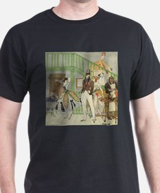 Kay Nielsen - Backstage at the Follie T-Shirt