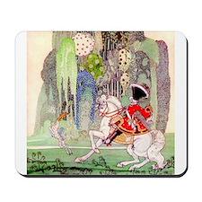 Kay Nielsen - Sleeping Beauty Prince fro Mousepad