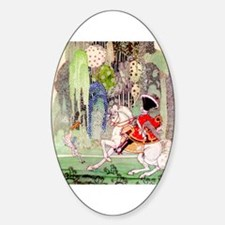 Kay Nielsen - Sleeping Beauty Princ Decal