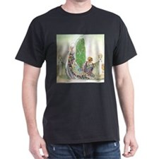 Kay Nielsen - Princess and the Garden T-Shirt