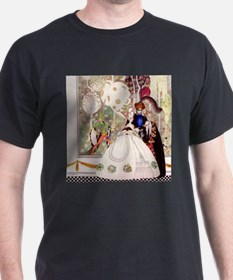 Kay Nielsen -Bluebeard and his Bride T-Shirt