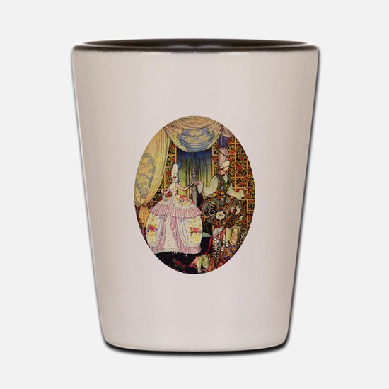 Kay Nielsen - French Lord and Lady Shot Glass