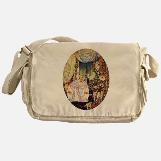 Kay Nielsen - French Lord and Lady Messenger Bag