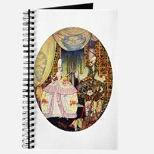 Kay Nielsen - French Lord and Lady Journal