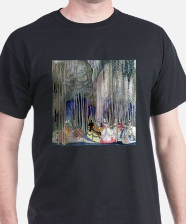 Kay Nielsen - Twelve Dancing Princess T-Shirt