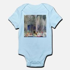 Kay Nielsen - Twelve Dancing Princ Infant Bodysuit