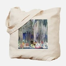 Kay Nielsen - Twelve Dancing Princesses Tote Bag