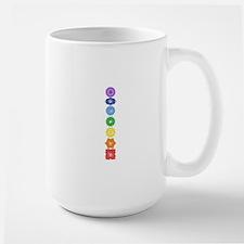 Chakra Symbols Mugs