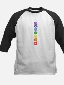 Chakra Symbols Baseball Jersey