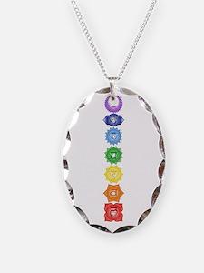 Chakra Symbols Necklace