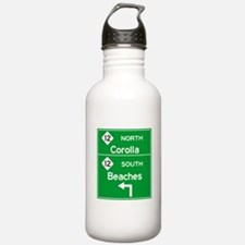 Outer Banks Route 12 S Water Bottle