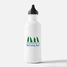 Run Forest Run Water Bottle