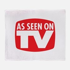 As Seen On TV Throw Blanket