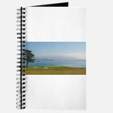 18th Green Pebble Beach Journal