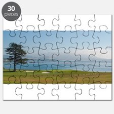 18th Green Pebble Beach Puzzle