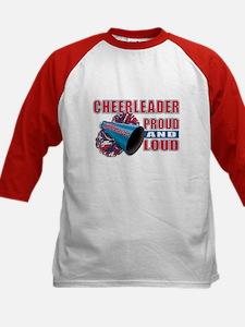 Cheerleader Proud & Loud Tee