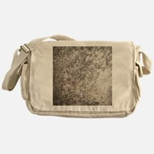 WEATHERED GREY STONE Messenger Bag