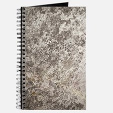 WEATHERED GREY STONE Journal