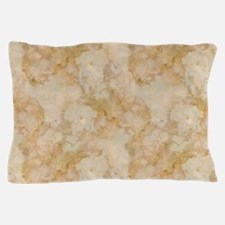 TAN MARBLE Pillow Case