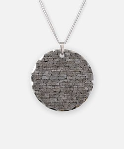 STONE WALL GREY Necklace