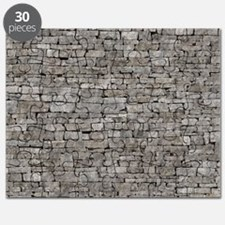 STONE WALL GREY Puzzle
