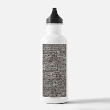 STONE WALL GREY Water Bottle