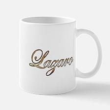 Gold Lazaro Mugs