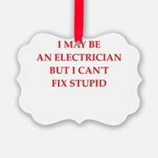 electrician Ornament