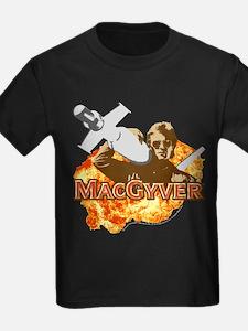 MacGyver In Action T