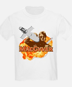 MacGyver In Action T-Shirt