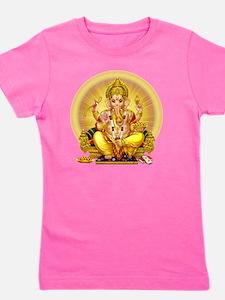 Unique Hindu Girl's Tee
