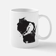 Ski Wisconsin Mug
