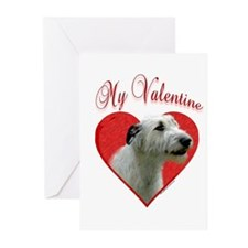 Cute Valentine dog Greeting Cards (Pk of 20)