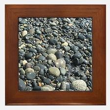 PEBBLES Framed Tile