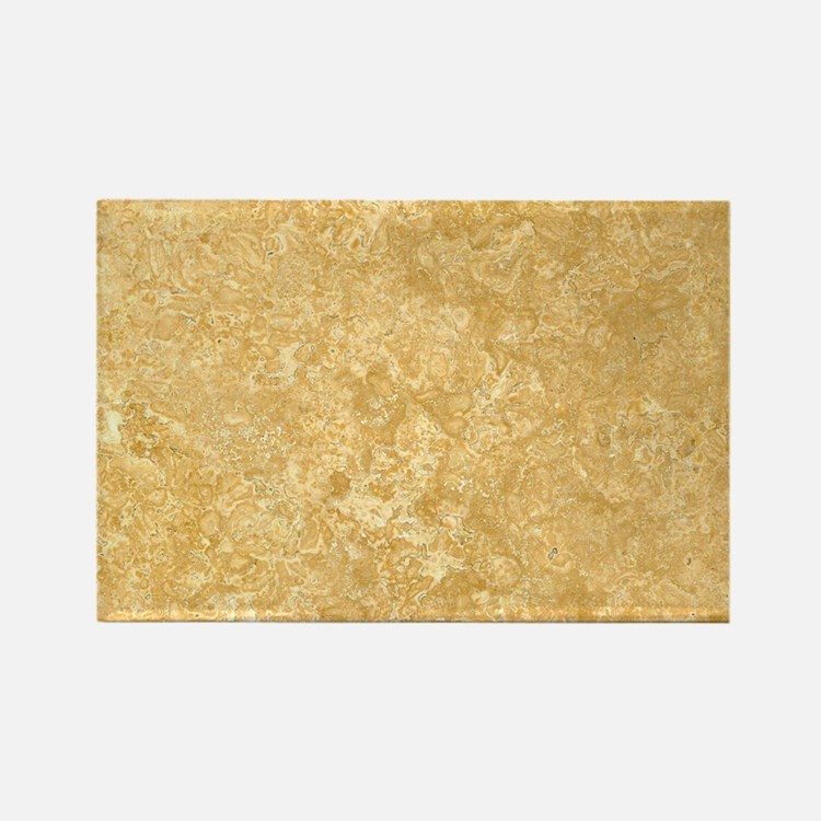 NOCE TRAVERTINE Rectangle Magnet