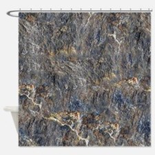 RUSTY STONE Shower Curtain