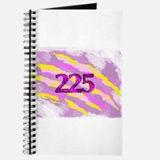 Cat Claw Camouflage Area Code 225 Journal