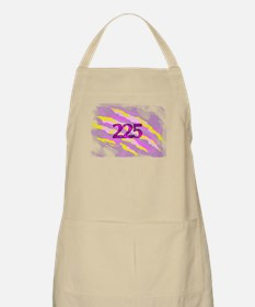 Cat Claw Camouflage Area Code 225 Apron