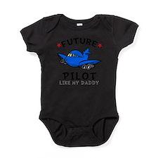 Baby pilot Baby Bodysuit
