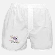 Sugar Gliders artistic design with fl Boxer Shorts