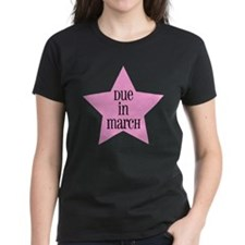 Due in March Star Tee