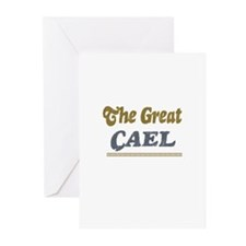 Cael Greeting Cards (Pk of 10)