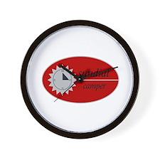 Sundial Logo Wall Clock
