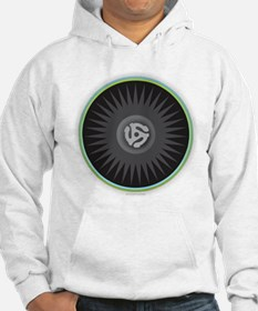 45 RPM Record Jumper Hoody