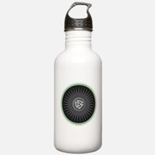 45 RPM Record Water Bottle