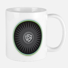 45 RPM Record Mugs