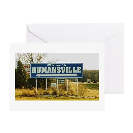 Humansville Greeting Cards (Pk of 10)